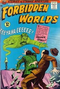 Cover Thumbnail for Forbidden Worlds (American Comics Group, 1951 series) #139