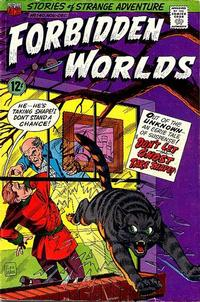 Cover Thumbnail for Forbidden Worlds (American Comics Group, 1951 series) #140