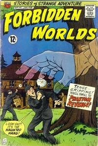 Cover Thumbnail for Forbidden Worlds (American Comics Group, 1951 series) #141