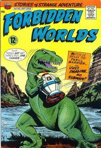 Cover Thumbnail for Forbidden Worlds (American Comics Group, 1951 series) #143