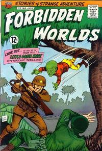 Cover Thumbnail for Forbidden Worlds (American Comics Group, 1951 series) #144