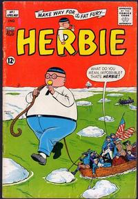 Cover Thumbnail for Herbie (American Comics Group, 1964 series) #1