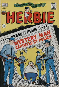 Cover Thumbnail for Herbie (American Comics Group, 1964 series) #2