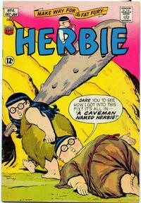 Cover Thumbnail for Herbie (American Comics Group, 1964 series) #6