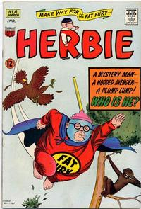 Cover Thumbnail for Herbie (American Comics Group, 1964 series) #8
