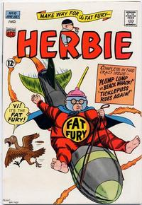 Cover Thumbnail for Herbie (American Comics Group, 1964 series) #10