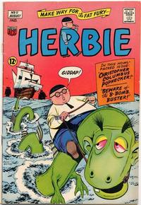 Cover Thumbnail for Herbie (American Comics Group, 1964 series) #11