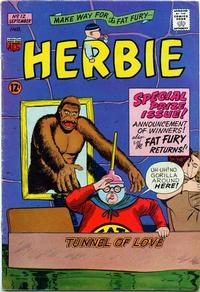 Cover Thumbnail for Herbie (American Comics Group, 1964 series) #12