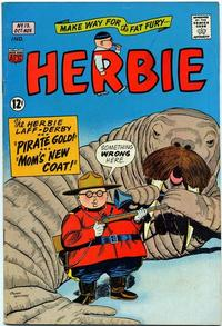 Cover Thumbnail for Herbie (American Comics Group, 1964 series) #13