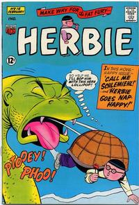 Cover Thumbnail for Herbie (American Comics Group, 1964 series) #15