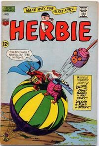 Cover Thumbnail for Herbie (American Comics Group, 1964 series) #18