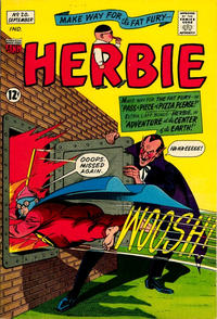 Cover Thumbnail for Herbie (American Comics Group, 1964 series) #20