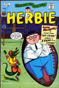 Cover Thumbnail for Herbie (American Comics Group, 1964 series) #21