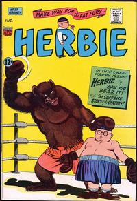 Cover Thumbnail for Herbie (American Comics Group, 1964 series) #23
