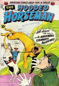 Cover Thumbnail for The Hooded Horseman (American Comics Group, 1954 series) #19