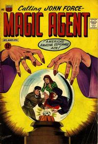 Cover Thumbnail for Magic Agent (American Comics Group, 1962 series) #2