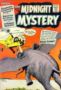 Cover Thumbnail for Midnight Mystery (American Comics Group, 1961 series) #3