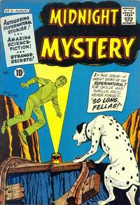 Cover Thumbnail for Midnight Mystery (American Comics Group, 1961 series) #5