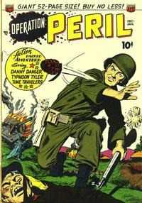 Cover Thumbnail for Operation: Peril (American Comics Group, 1950 series) #2