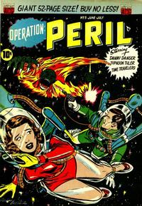 Cover Thumbnail for Operation: Peril (American Comics Group, 1950 series) #5