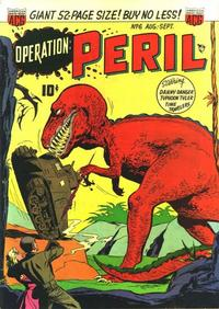 Cover Thumbnail for Operation: Peril (American Comics Group, 1950 series) #6