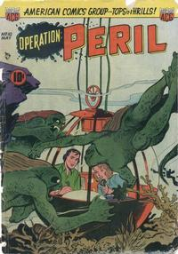 Cover Thumbnail for Operation: Peril (American Comics Group, 1950 series) #10