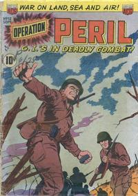 Cover Thumbnail for Operation: Peril (American Comics Group, 1950 series) #12
