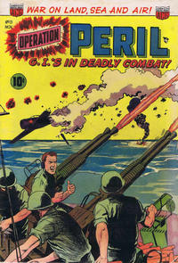 Cover Thumbnail for Operation: Peril (American Comics Group, 1950 series) #13