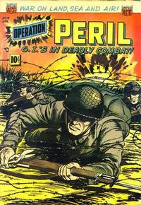 Cover Thumbnail for Operation: Peril (American Comics Group, 1950 series) #14