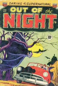Cover Thumbnail for Out of the Night (American Comics Group, 1952 series) #1