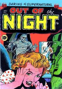 Cover Thumbnail for Out of the Night (American Comics Group, 1952 series) #2