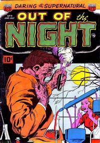 Cover Thumbnail for Out of the Night (American Comics Group, 1952 series) #3