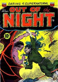 Cover Thumbnail for Out of the Night (American Comics Group, 1952 series) #4