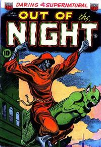 Cover Thumbnail for Out of the Night (American Comics Group, 1952 series) #5