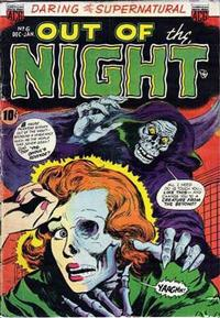 Cover Thumbnail for Out of the Night (American Comics Group, 1952 series) #6
