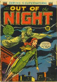 Cover Thumbnail for Out of the Night (American Comics Group, 1952 series) #7