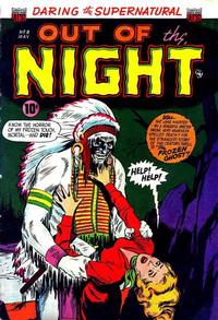 Cover Thumbnail for Out of the Night (American Comics Group, 1952 series) #8