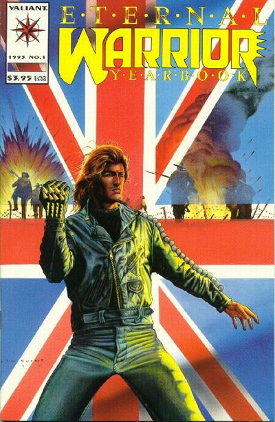 Cover for Eternal Warrior Yearbook (Acclaim / Valiant, 1993 series) #1