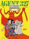 Cover for Agent 327 (Hjemmet / Egmont, 1985 series) #1 - sak: Hekseringen & sak: Under vann