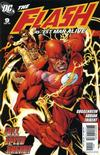 Cover for Flash: The Fastest Man Alive (DC, 2006 series) #9