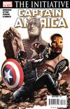 Cover for Captain America (Marvel, 2005 series) #27 [Direct Edition]