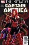Cover for Captain America (Marvel, 2005 series) #28 [Direct Edition]