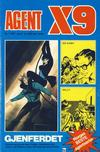 Cover for Agent X9 (Semic, 1976 series) #1/1977
