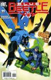Cover for The Blue Beetle (DC, 2006 series) #11