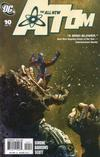 Cover for The All New Atom (DC, 2006 series) #10