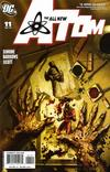 Cover for The All New Atom (DC, 2006 series) #11
