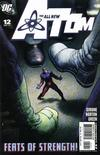 Cover for The All New Atom (DC, 2006 series) #12