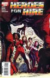 Cover for Heroes for Hire (Marvel, 2006 series) #9