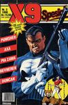 Cover for X9 Spesial (Semic, 1990 series) #3/1990