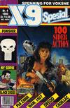 Cover for X9 Spesial (Semic, 1990 series) #4/1990